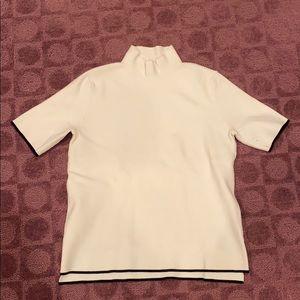 Zara Mock Neck sweater Size M